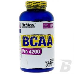 FitMax BCAA Pro 4200 - 240 tabl.