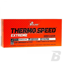 Olimp Thermo Speed Extreme - 120 kaps.