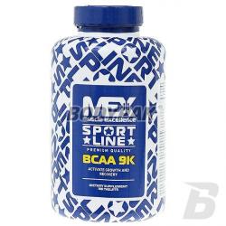 MEX BCAA 9K - 180 tabl.