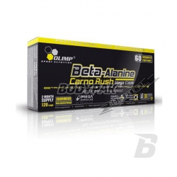 Olimp Beta-alanine Carno Rush - 120 kaps.