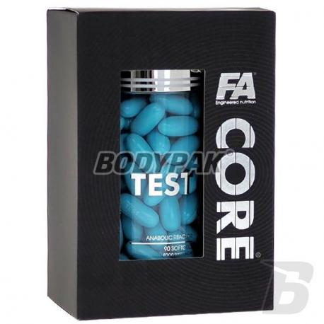 FA Nutrition CORE TestCORE - 90 kaps.