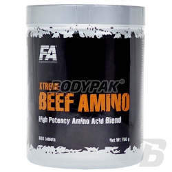 Fitness Authority Xtreme Beef Amino - 600 tabl.