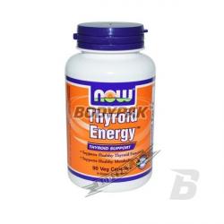 NOW Foods Thyroid Energy - 90 kaps.