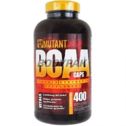 PVL Mutant BCAA - 400 kaps.