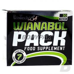 BioTech Wianabol Pack - 30 sasz.