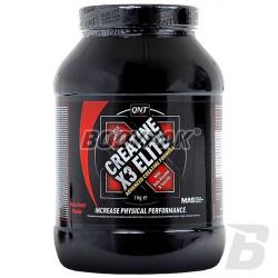 QNT CREATINE X3 ELITE - 1kg
