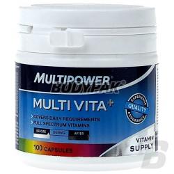 Multipower Multi Vita+ - 100 kaps.