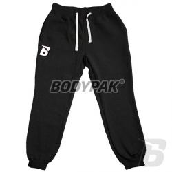 BODYPAK Spodnie z haftem [B] CZARNE EL [NEW] - 1 szt.