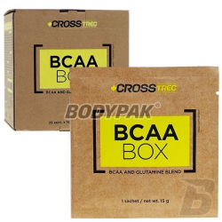 Trec Crosstrec BCAA BOX 15g - 1 sasz.