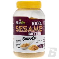 Ostrovit NutVit 100% Sesame Butter Smooth - 500g