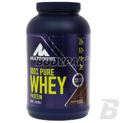 Multipower 100% Pure Whey Protein - 900g