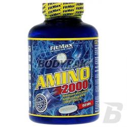 FitMax Amino 2000 - 150 tabl.