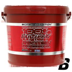 Scitec 100% Whey Protein Professional - 5000g