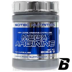 Scitec Mega Arginine - 140 kaps.