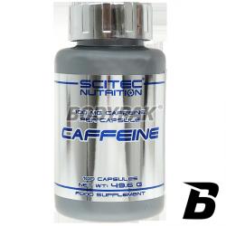 Scitec Caffeine - 100 kaps.