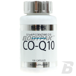 Scitec Essentials CO-Q10 - 100 kaps.