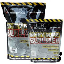 Hi Tec Whey Mass Builder 3000g + 1500g