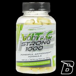 Trec Vit. C Strong 1000 [witamina C] - 100 tabl.