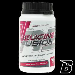 Trec Leucine Fusion - 180 kaps.
