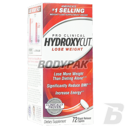 MuscleTech Hydroxycut Pro Clinical - 72 kaps.