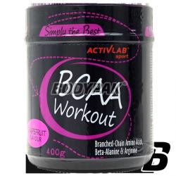 Activlab STB BCAA Workout - 400g