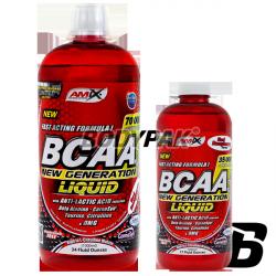 Amix BCAA NEW Generation liquid – 1000ml + 500ml [GRATIS]