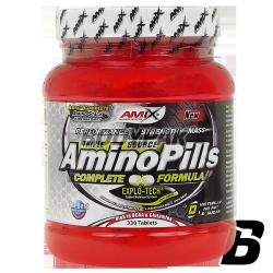 Amix Amino Pills - 330 tabl.