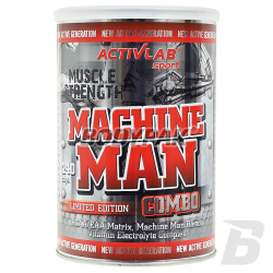 Activlab Machine Man Combo - 240 kaps.