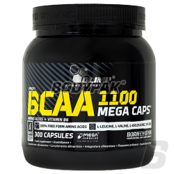 Olimp BCAA 1100 Mega Caps - 300 kaps.
