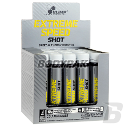 Olimp Extreme Speed Shot - 20x25ml