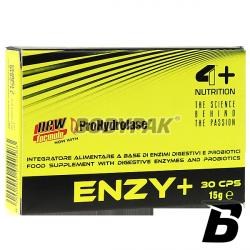 4+ Enzy+ - 30 kaps.