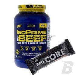 MHP IsoPrime 100% BEEF – 787g + FA CORE ProCore Protein Bar – 80g GRATIS
