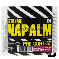 FA Nutrition Xtreme Napalm Pre-Contest - 500g