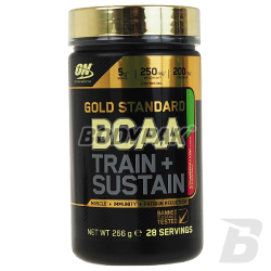 ON Gold Standard BCAA [Train + Sustain] - 266g
