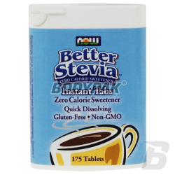 NOW Foods Better Stevia Instant - 175 tabl.