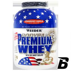Weider Premium Whey Protein - 2,3kg