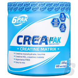 6PAK CREA Pak - 330g
