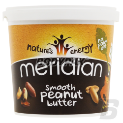 Meridian Peanut Butter Natural Smooth - 1000g