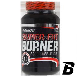 BioTech Super Fat Burner - 120 kaps.