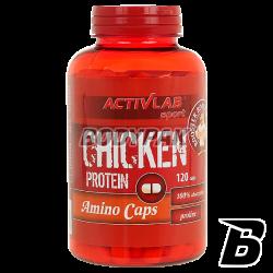 Activlab Chicken Protein Amino Caps - 120 kaps.