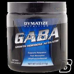 Dymatize GABA - 110g