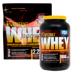 PVL Mutant Whey - 2,72kg + 908g