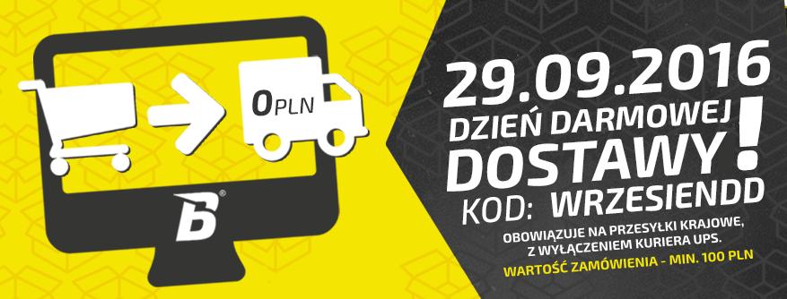 DARMOWA DOSTAWA W BODYPAK.PL - dla wszystkich zamówień pow. 50 PLN