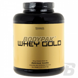 Ultimate Nutrition Whey Gold - 2,27kg