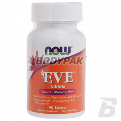NOW Foods Eve - 90 tabl.