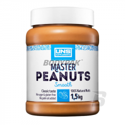 UNS Master Peanut Smooth - 1500g