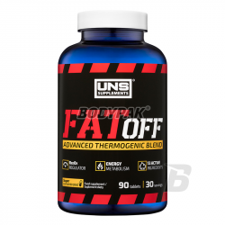UNS Fat Off - 90 tabl.