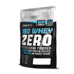 BioTech Iso Whey Zero - 500g