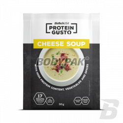 BioTech PROTEIN GUSTO Cheese Soup - 30g