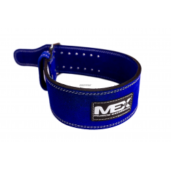 MEX Pas Power L-Belt blue - 1 szt.